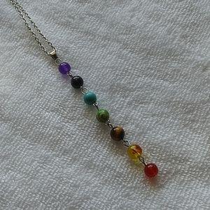 Jewelry - 7 Chakra necklace